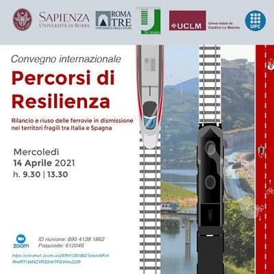 "Conferència Internacional ""Percorsi di resilienza"""