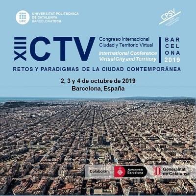 XIII CTV, Barcelona, octubre 2019