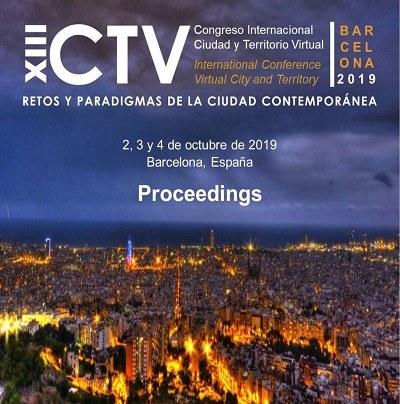 Publicació d'Actes XIII CTV, Barcelona