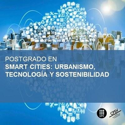 Curs de Postgrau online sobre SMART CITIES: Urbanisme, Tecnologia i Sostenibilitat