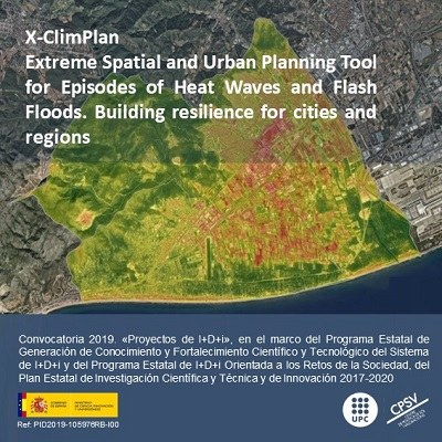 Concession of financing for the project, of I + D + i, X-ClimPlan