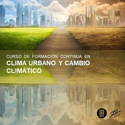 Lifelong learning course on Urban Climate and Climate Change