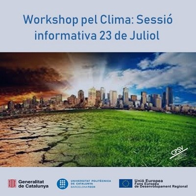 Workshop for the Climate of UPC research groups
